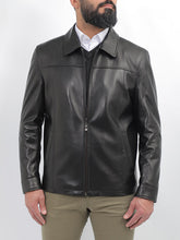 Load image into Gallery viewer, Robinson Formal Leather Jacket