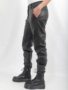 Leather Casual Pant
