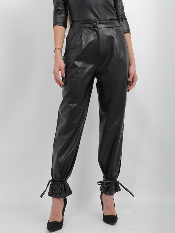 Leather Formal Pant