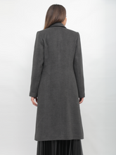 Load image into Gallery viewer, Rouge Rose Long Coat