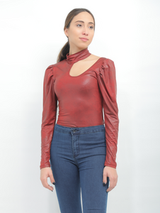 Halter Neck Blouse