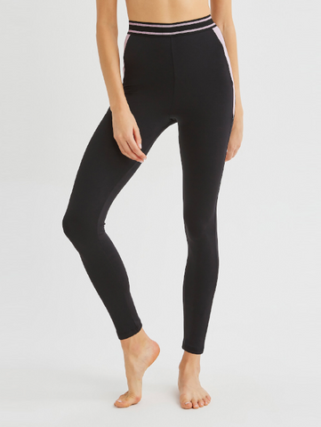 Penti Black Dance Legging With Triangular Details