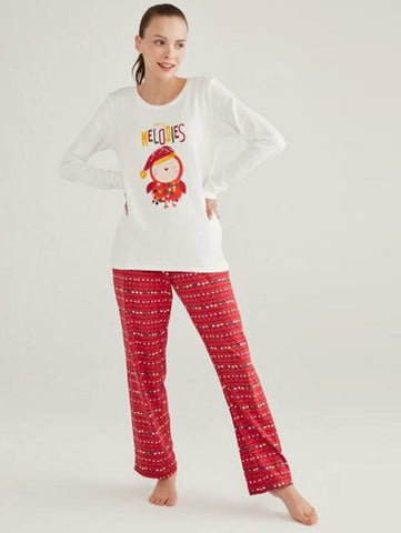 Penti Thermal Pajama Set