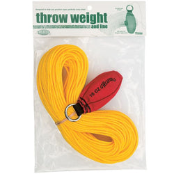 Weaver - Throw Weight & Line Kit  - 08-98329-RD