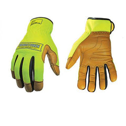 Youngstown - Safety Lime Hybrid With Kevlar® - 12-3190-10