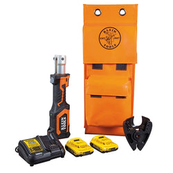 Klein Tools - 7-Ton In-Line Battery AL/CU Cutter Tool Kit - BAT20-7T3
