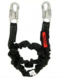 Bashlin  Stretchable Polyester Shock Absorbing Core Lanyard - 2306-6HL
