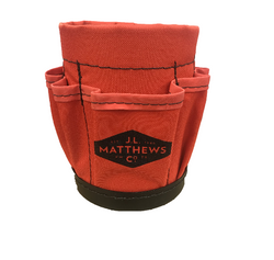J.L. Matthews  Canvas Ditty Bag - 30-0_ _