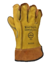 Kunz Buckskin Work Gloves  400