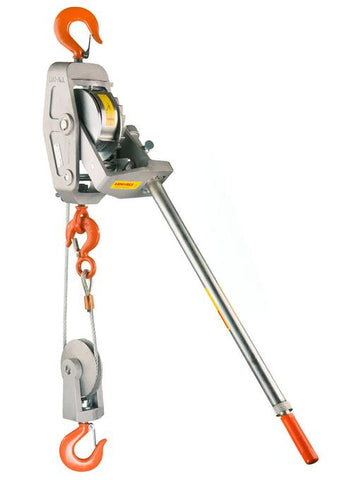 Lug-All - 3 Ton Cable Hoist - 6000-15