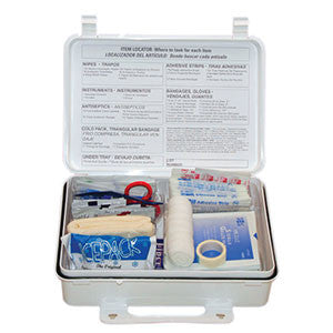 Pac Kit - First Aid Kit - 6082K, Pac Kit - J.L. Matthews Co., Inc.