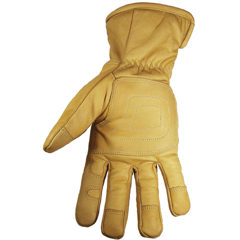 Cut Resistant FR Gloves..Size L Youngstown Kevlar Water Proof