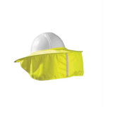 OccuNomix Navy Collapsible Hard Hat Shade - 899- Series