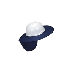 OccuNomix - Navy Collapsible Hard Hat Shade - 899- Series