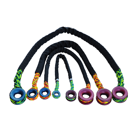 "All Gear - 7/8"" X 60"" 12 Strand Polyester Multi Pro Hollow Braid Ring to Ring Sling- AG12SP78MG-RR60"