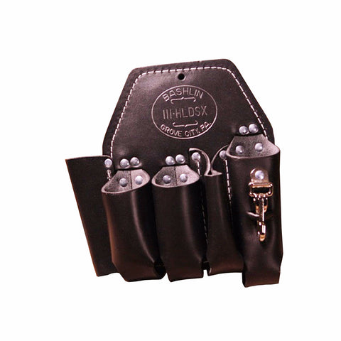 Bashlin Black Maverick Holster - 111-HLDSX