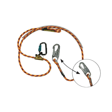 Bashlin Positioning Lanyard 4019NX-8