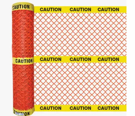 Eastern Metal - CAUTION Barricade Fence - BFCT504XY