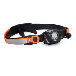 Princeton - Hard Hat Flashlight LED 165 Lumens Headlamp - EOS-360BK