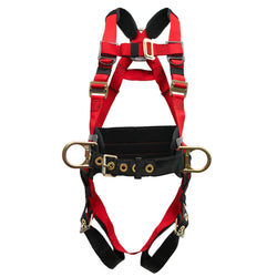 Elk River  Eagle Lightweight Harness, 3D Ring - 6231