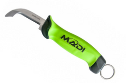 Madi- Fixed Safety Blade Skinning Knife (Bucket Knife)- FBSK-2S