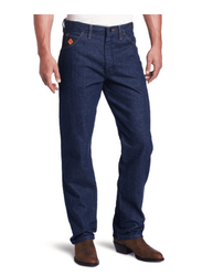 Wrangler Men's Flame Resistant Relaxed Fit Jeans- FR31MWZ-