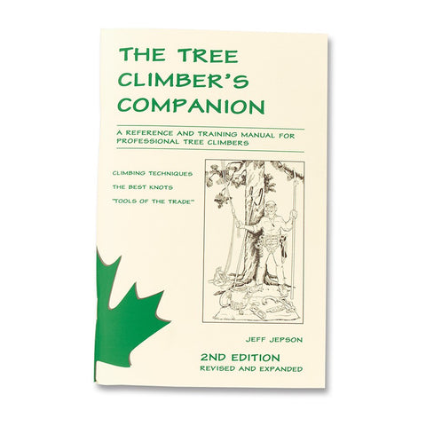 Beaver Tree Service - Arborist Book - The Tree Climber's Companion - 45-802