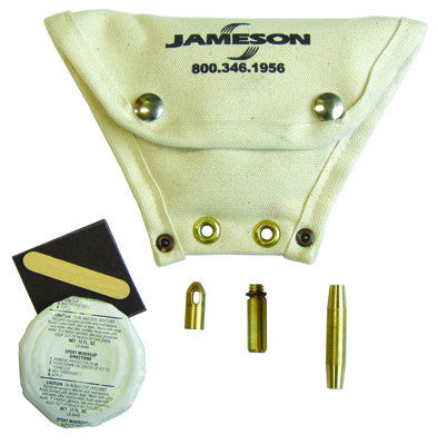 Jameson Repair Kit for 1/4 in. Easy Buddy Conduit Rodder 6-14-AK