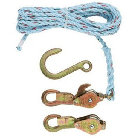 Klein - Blocks W/Guarded Snap Hooks - H1802-30 SR
