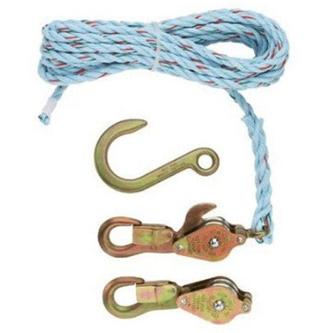 Klein - Block and Tackle Spliced w/ 258 Hook - 1802-30SR