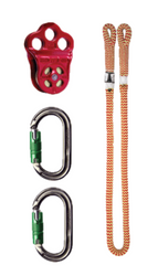 DMM- Hitch Climber Pulley Set- PUL120-K3