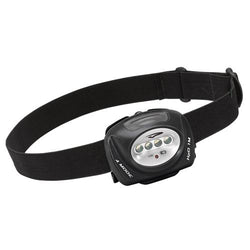 Princeton - Hard Hat Flashlight LED 78 Lumens Head Lamp - QUAD-IND
