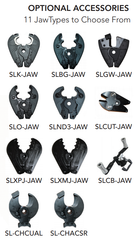 Huskie Tools  Jaw Additions - SL-BND