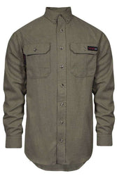 NSA - Tecgen SELECT™ FR Work Shirt - TCG011202-L