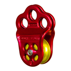 DMM - Hitch Climber Pulley Red - PUL100RD