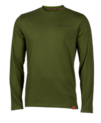 Husqvarna Olive Drab Long Sleeve Shirt 5994098__