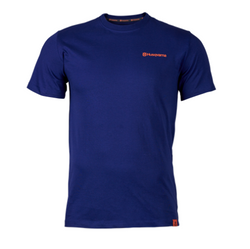 Husqvarna Short Sleeve Blue T Shirt 5994102__