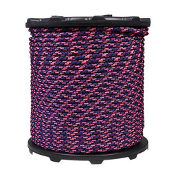 All Gear- Purple Haze 24 Strand Climbing Line- AG24SP716_ _ _PPB