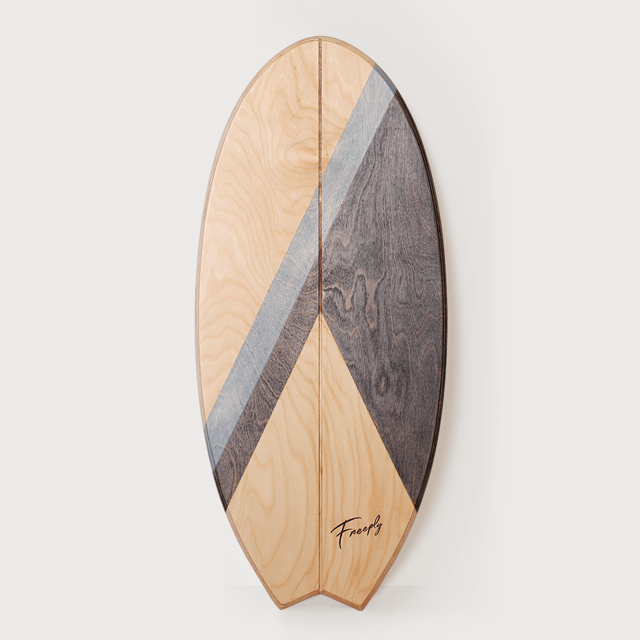 Balance Board Fish - Navy Blue