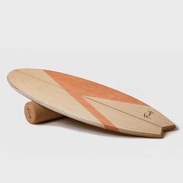 Balance Board Fish - YY Orange