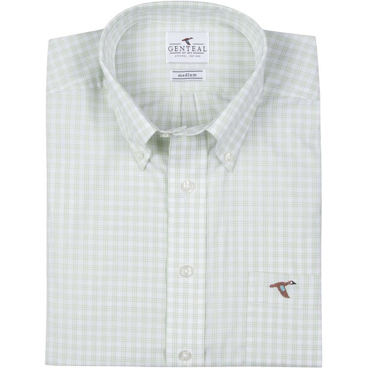 Men's GenTeal Apparel Watercress Sport Shirt- Nashville