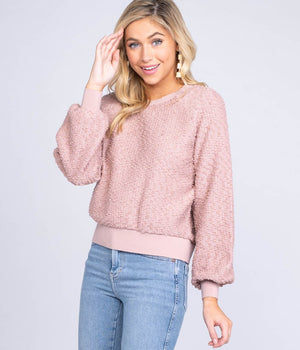 Women's Southern Shirt Company Bonfire Sweater- Shadow Grey