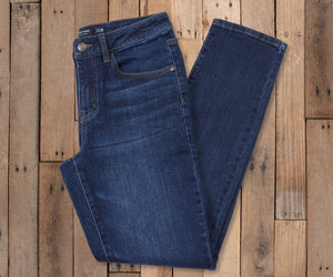Men's Southern Marsh Greenville Stretch Denim- Navy