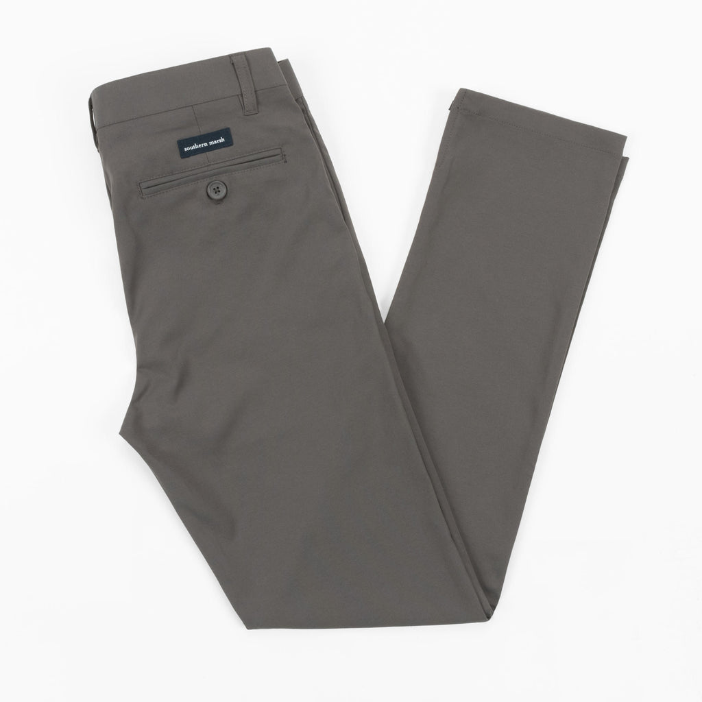 Men's Southern Marsh Peterson Performance Pant- Midnight Grey
