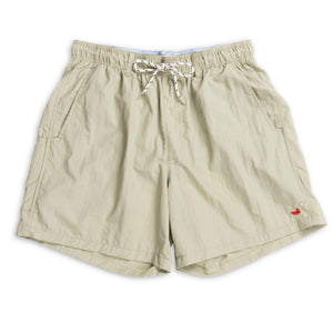 Men's Southern Marsh Dockside Swim Trunks- Audubon Tan