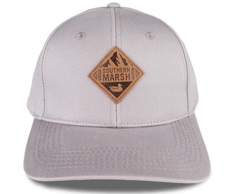 Southern Marsh Trail Hat- Light Grey