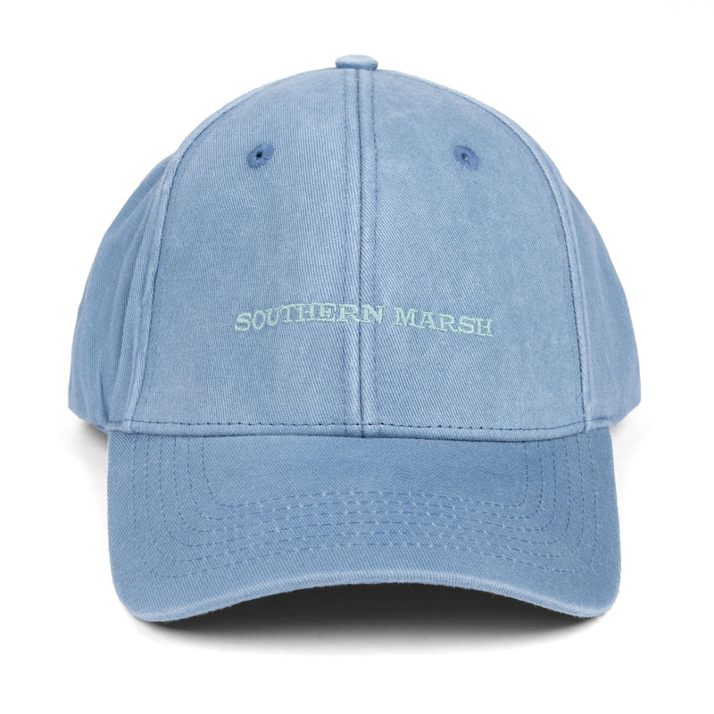 df9e7af1 Southern Marsh Traditions Washed Hat- Slate – SoCo Apparel