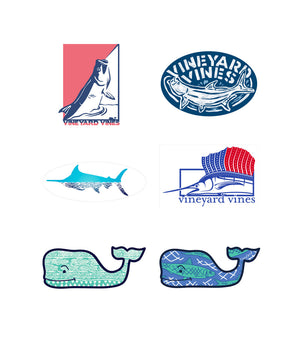 Vineyard Vines Stickers