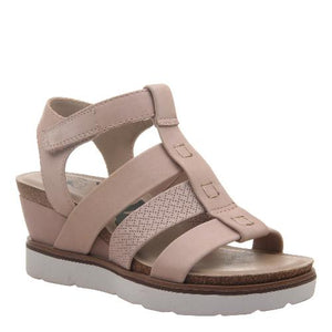 Women's OTBT New Moon Sandals- Warm Pink