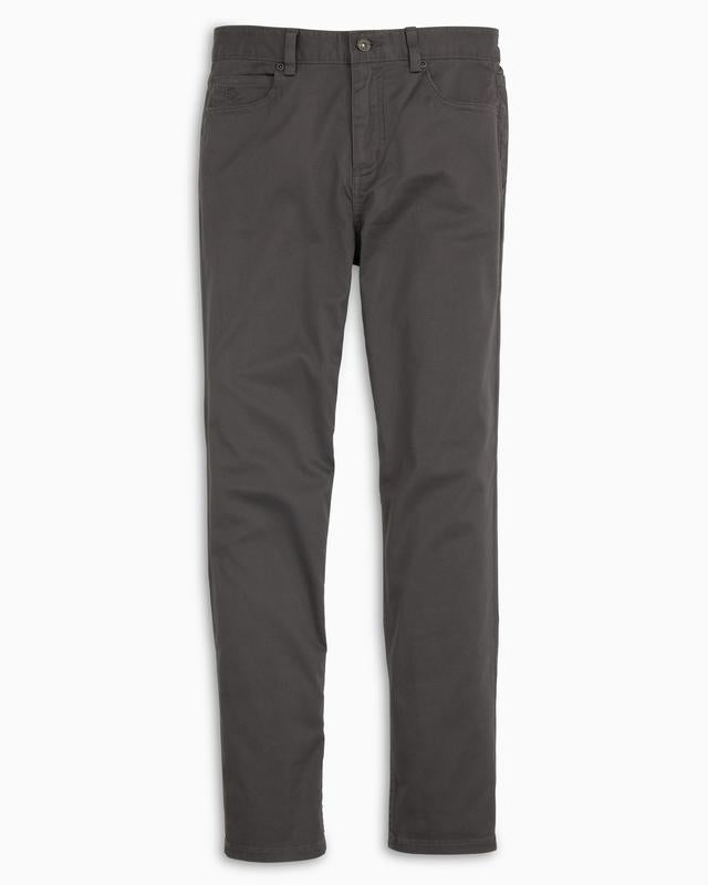 Boys Southern Tide 5 Pocket Pant- Polarized Grey